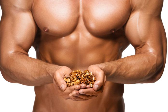 Какие орехи нужно есть мужчинам